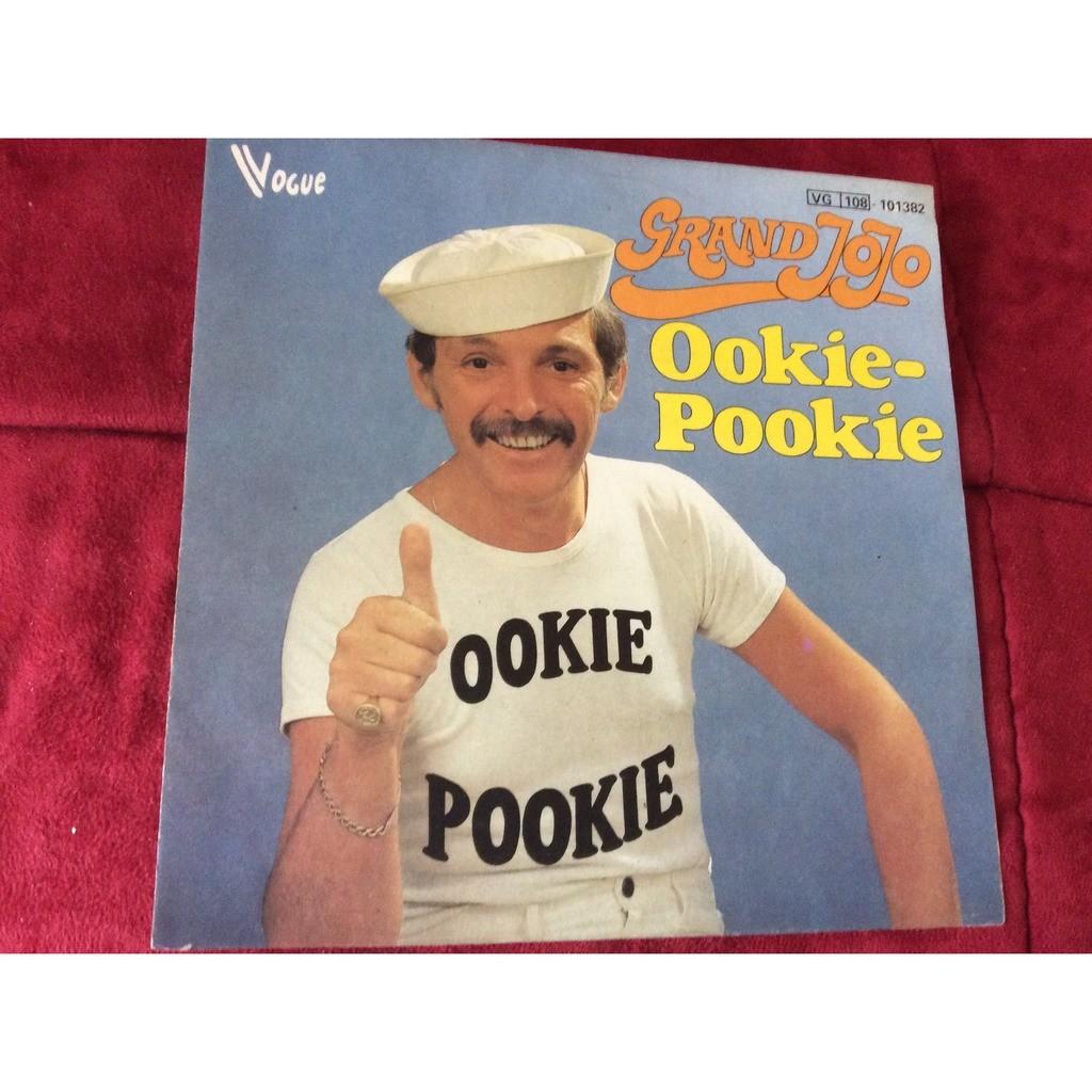 Grand jojo La petite bête à bon dieu- ookie pookie