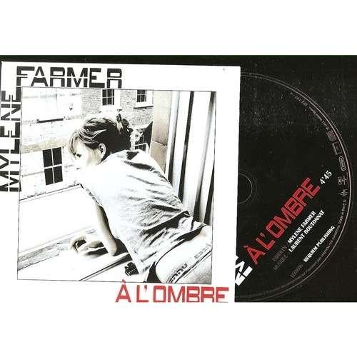 mylène farmer a l'ombre promo