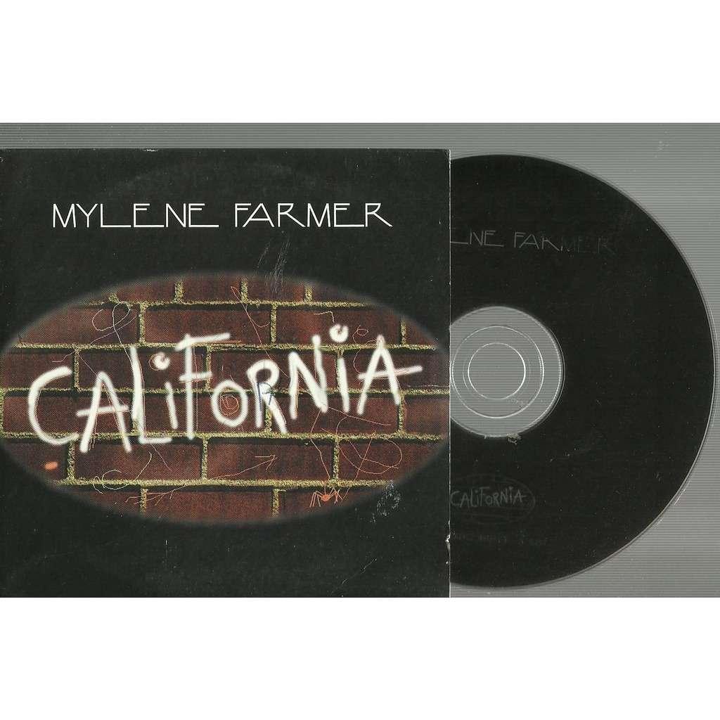 mylène farmer california promo