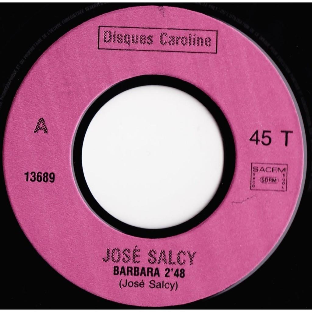 José Salcy Barbara