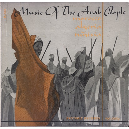 Toraia Orchestra Of Algiers music of the arab people