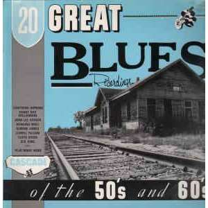 27 various 20 Great Blues Recordings Of The 50's And 60's