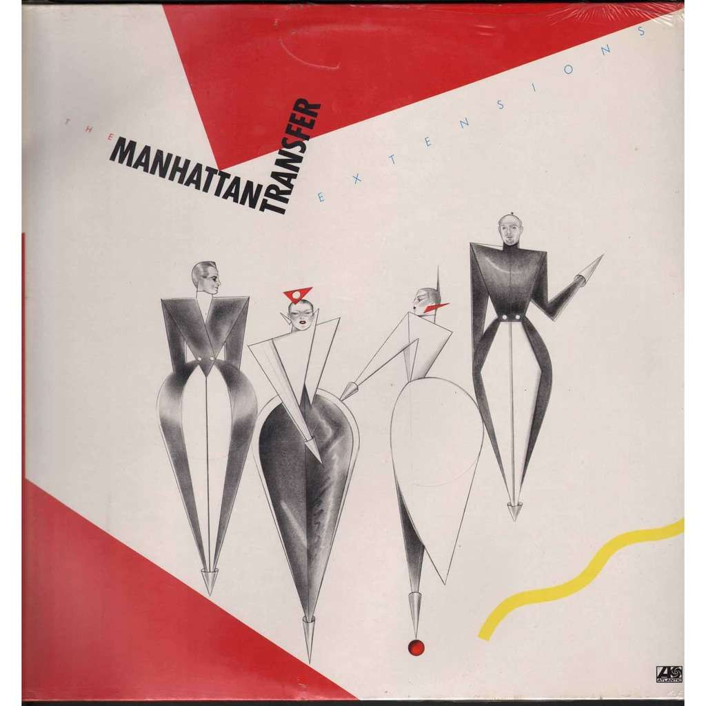 The Manhattan Transfer Extensions