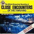 RALPH STEIN - the official dramatized recording of close encounters of the third kind - LP