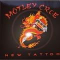 MÖTLEY CRÜE - New Tattoo (lp) Ltd Edit Gatefold Cover -E.U - 33T