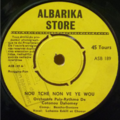 ORCHESTRE POLY RYTHMO - Nou tche non ve ye wou / Misericorde - 7inch (SP)