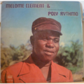 MELOME CLEMENT & POLY RYTHMO - S/T - Jolie Mariama - LP