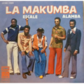 LA MAKUMBA - Escale / Alamba - 7inch (SP)