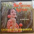 CACHAO Y SU ORQUESTA - Jam session with feeling - Descargas cubanas - LP