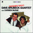 DAVE BRUBECK QUARTET WITH CARMEN MCRAE - tonight only - 33T