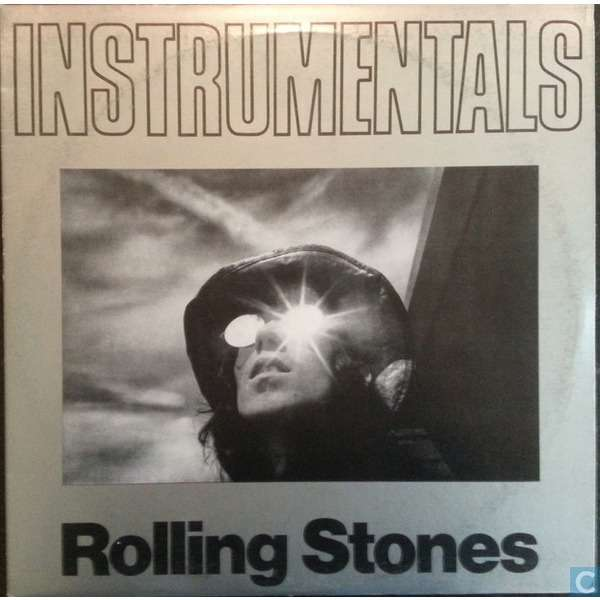 ROLLING STONES Instrumentals /74_Pirate_