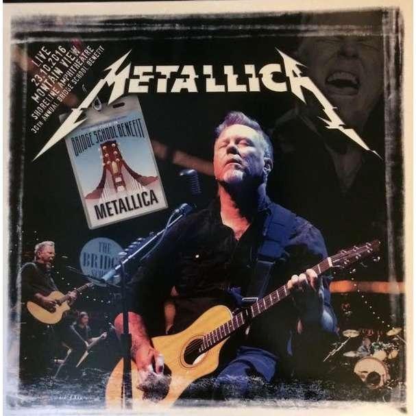 Metallica Live At The 30th Annual Bridge Benefit 23.10.2016 (lp)