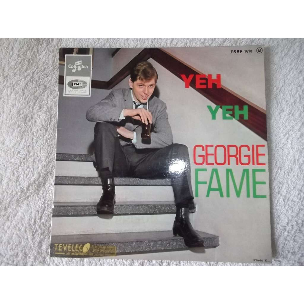 GEORGIE FAME YEH YEH / PEACH AND TEACH / DO RE MI / LET THE SUNSHINE IN