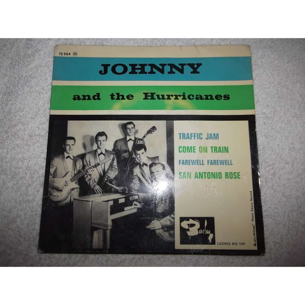 johnny and the hurricanes Traffic Jam