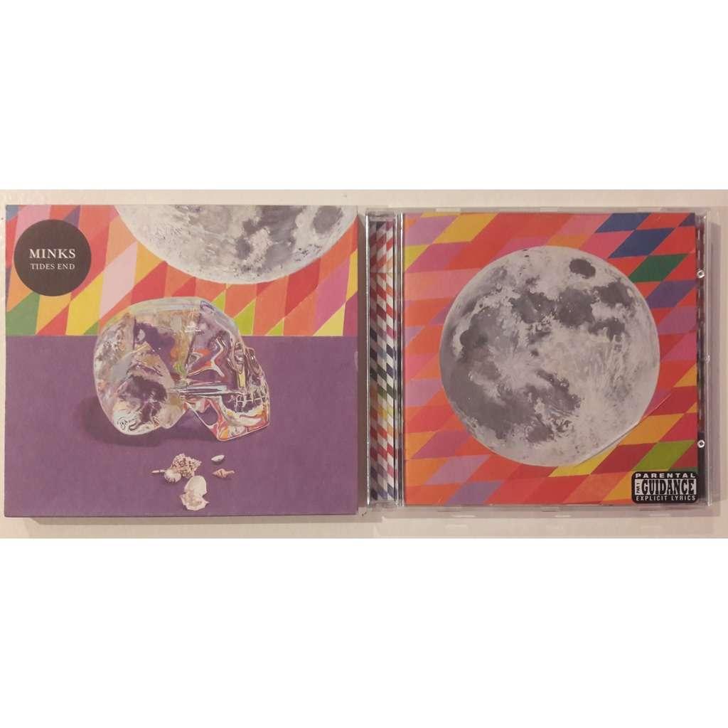 MINKS TIDES END - MINKS - CD
