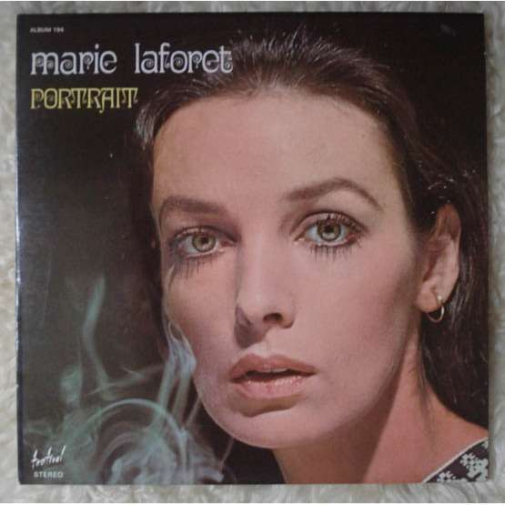 Marie Laforet Portrait ( includes Et si je t'aime killer break beat track)
