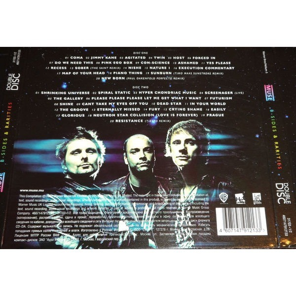 Muse B Sides And Rarities download