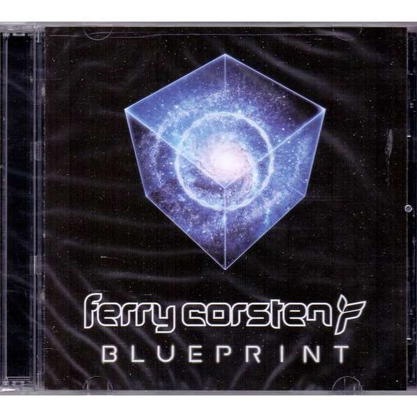 Blueprint de ferry corsten cd x 2 con techtone11 ref118869509 ferry corsten blueprint malvernweather Choice Image