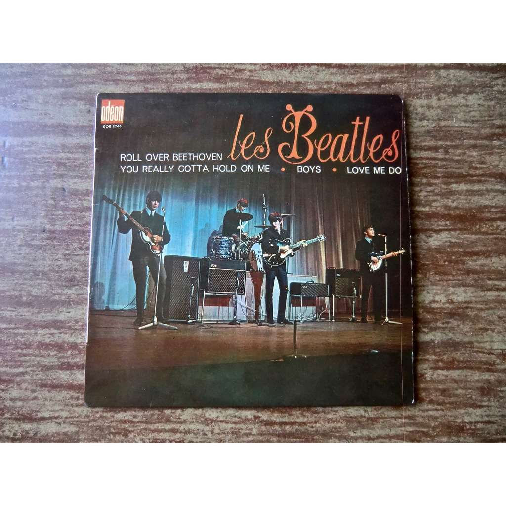 THE BEATLES ROLL OVER BEETHOVEN / YOU REALLY GOTTA HOLD ON ME / BOYS / LOVE ME DO