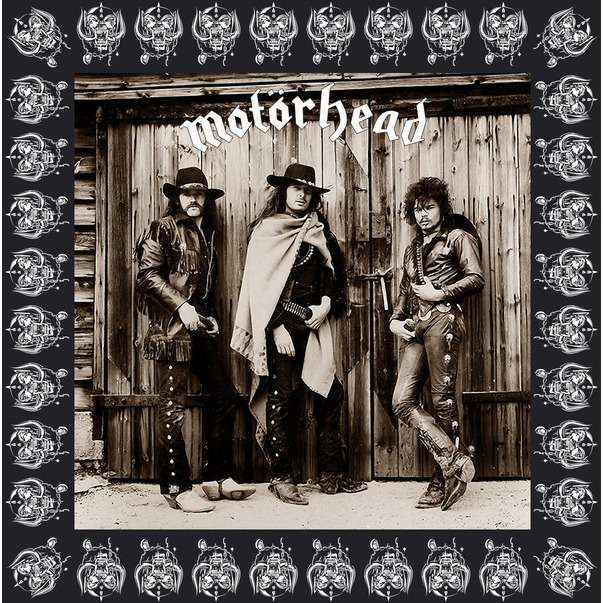 Motörhead Live at the New Theater, Oxford, UK on the 20th November 1980 (2xlp) Ltd Edit Clear Vinyl