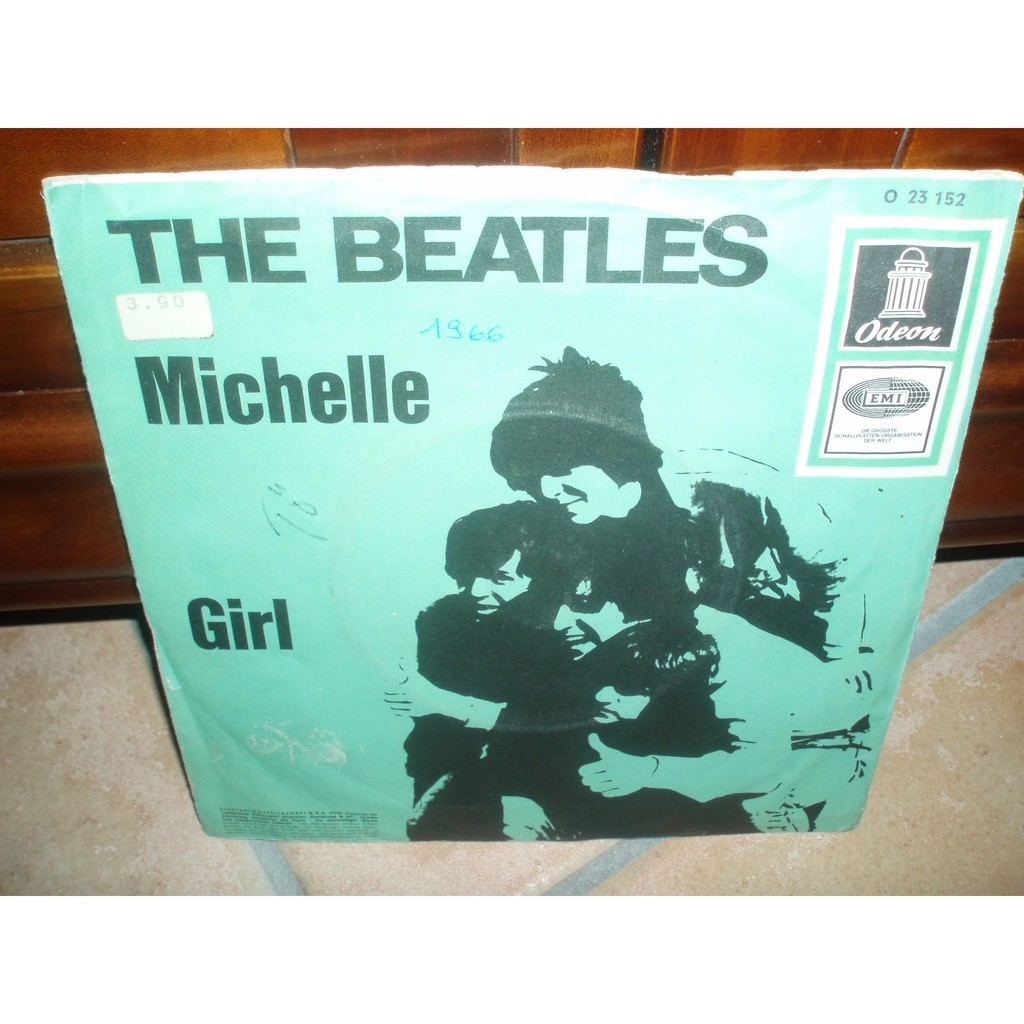 BEATLES MICHELLE / GIRL