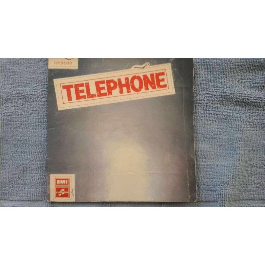 telephone Hygiaphone-Anna-Flipper