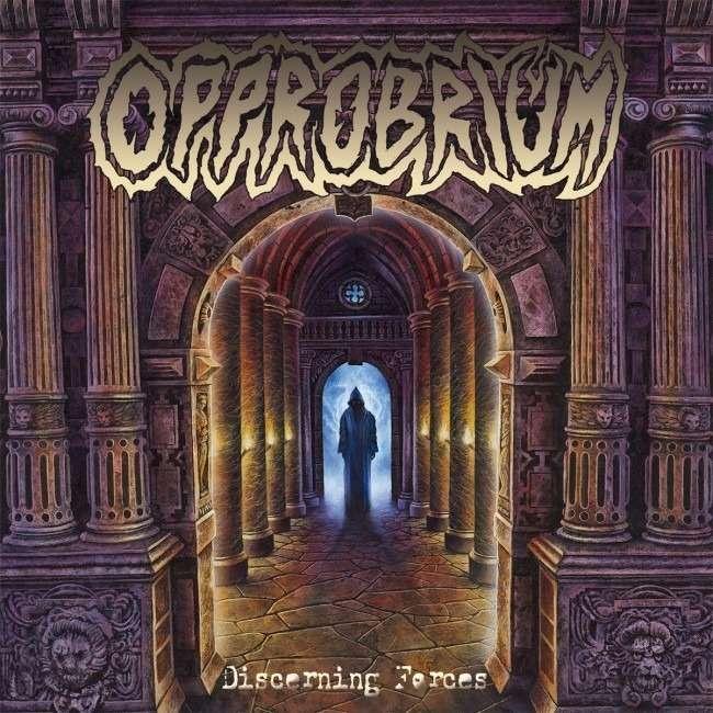 OPPROBRIUM (Incubus) Discerning forces. Black Vinyl