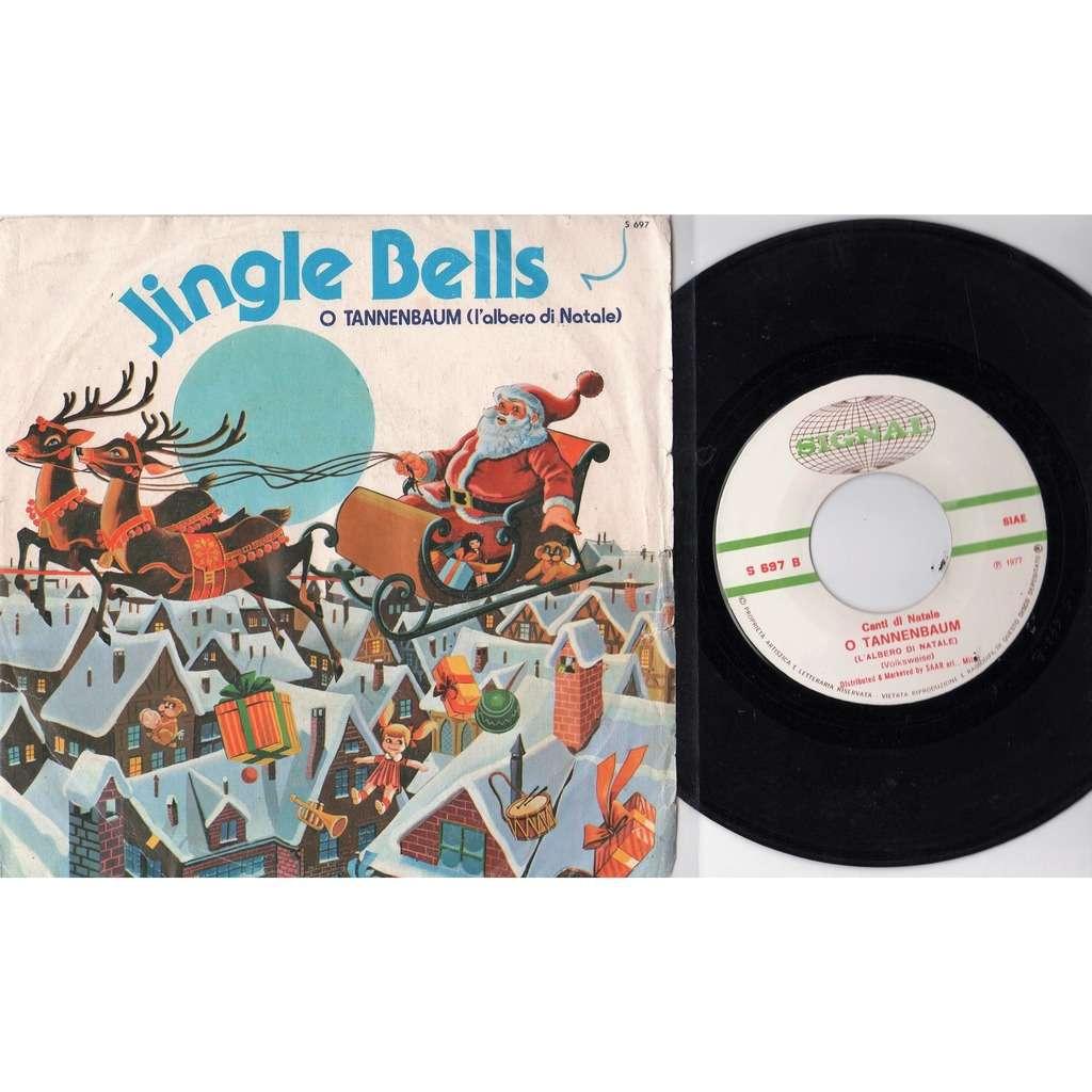 Jingle Bells Jingle Bells (Italian 1977 2-trk 7single on Signal lbl full ps)