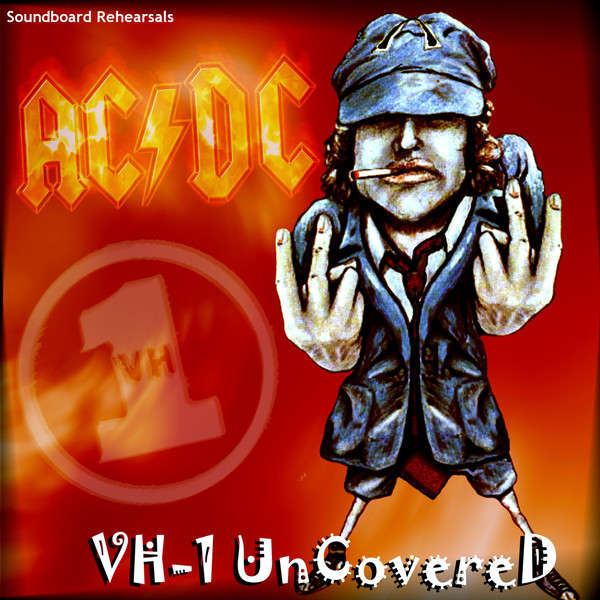 AC/DC VH-1 Uncovered (lp) Ltd Edit Coloured Vinyl -E.U