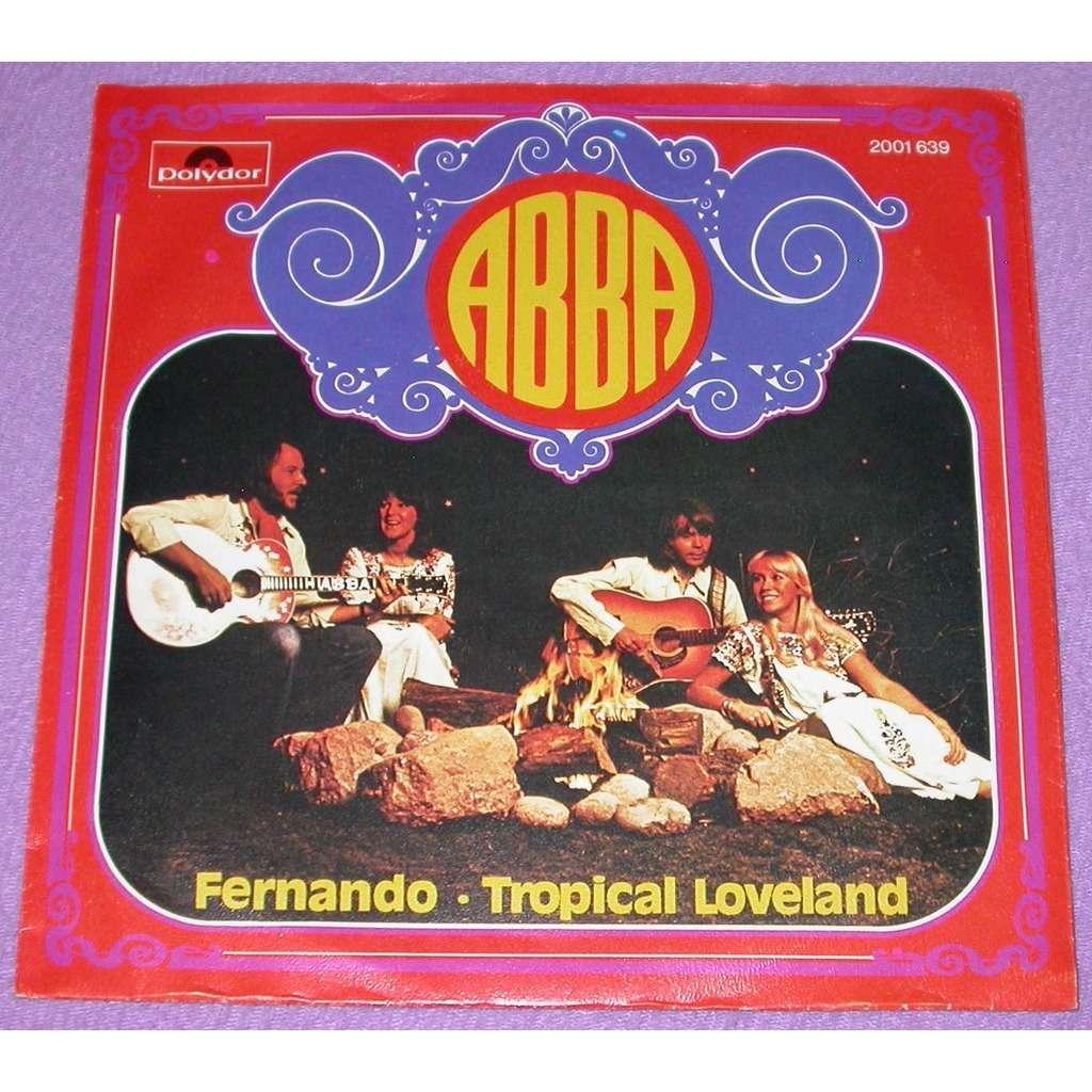 abba fernando / TROPICAL LOVELAND
