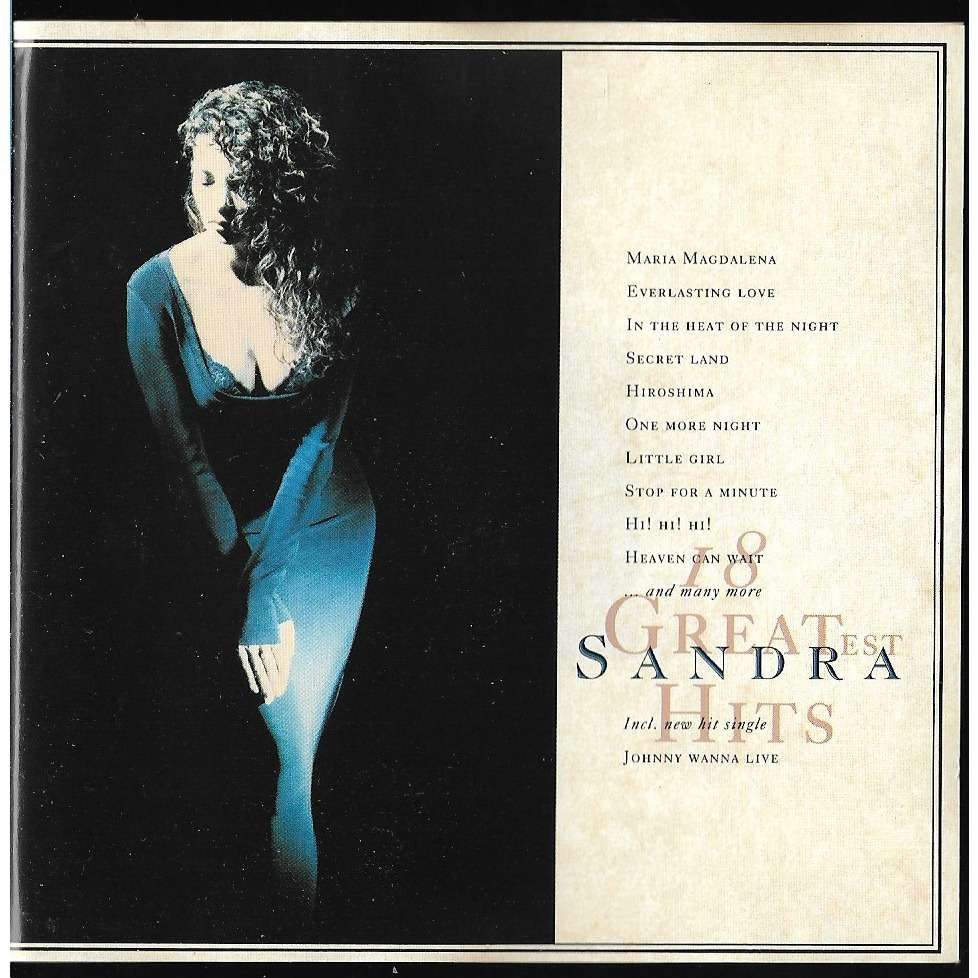 Sandra 18 Greatest Hits