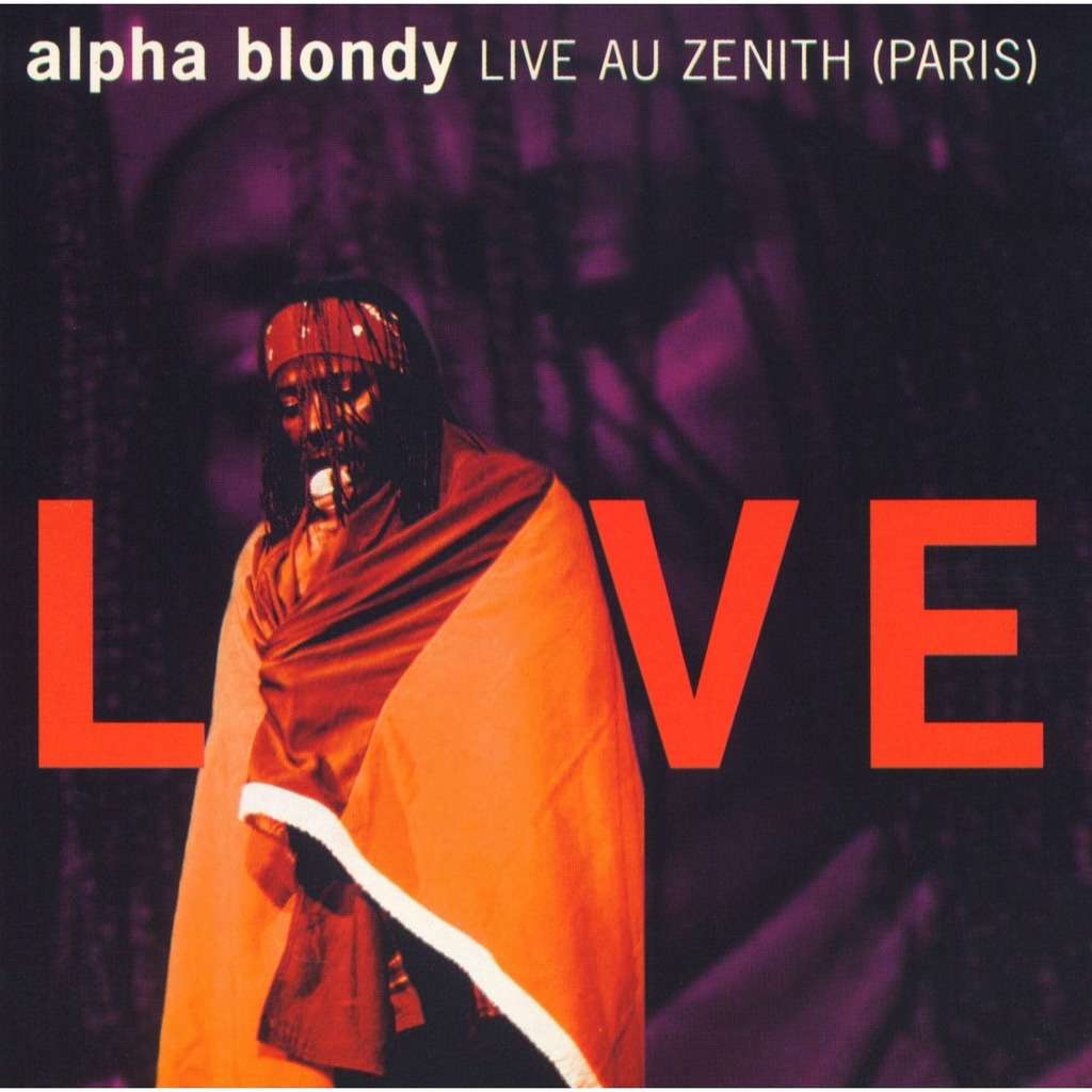 cd alfa blondy