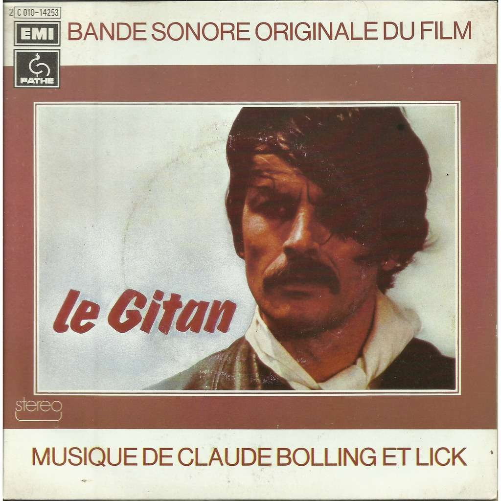 CLAUDE BOLLING & LICK LE GITAN