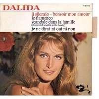 DALIDA IL SILENZIO + 3 ( 1ere pochette )
