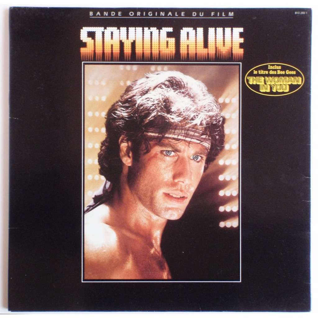 staying alive staying alive