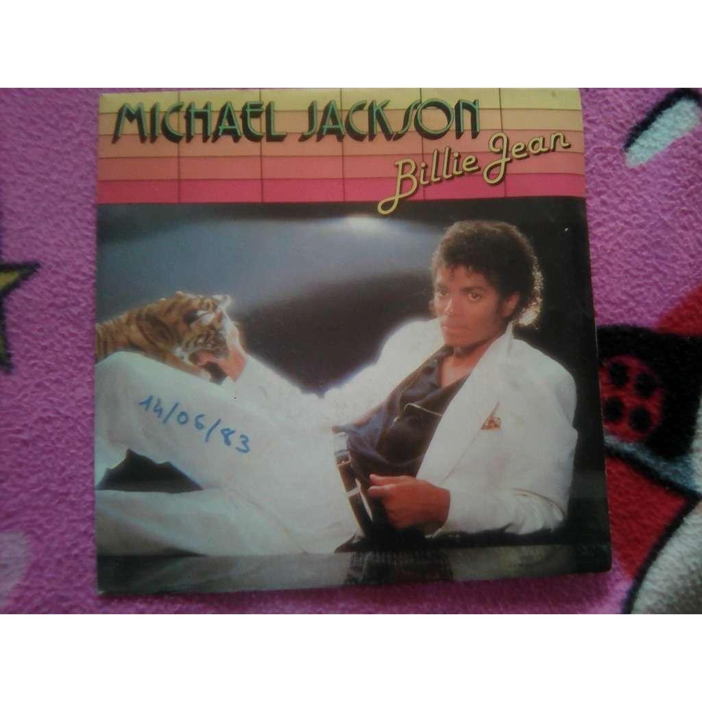 Michael Jackson - Billie Jean It's The Falling In Love