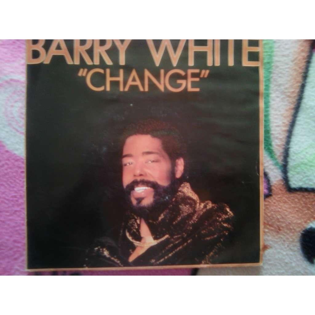 Barry White - Change I Like You, You Like Me