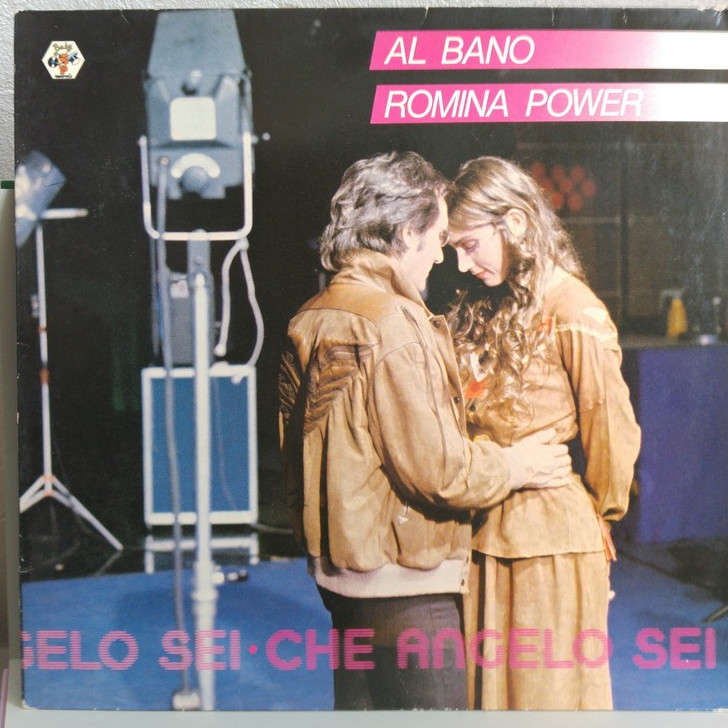 Che angelo sei by al bano romina power lp with for Al bano romina power