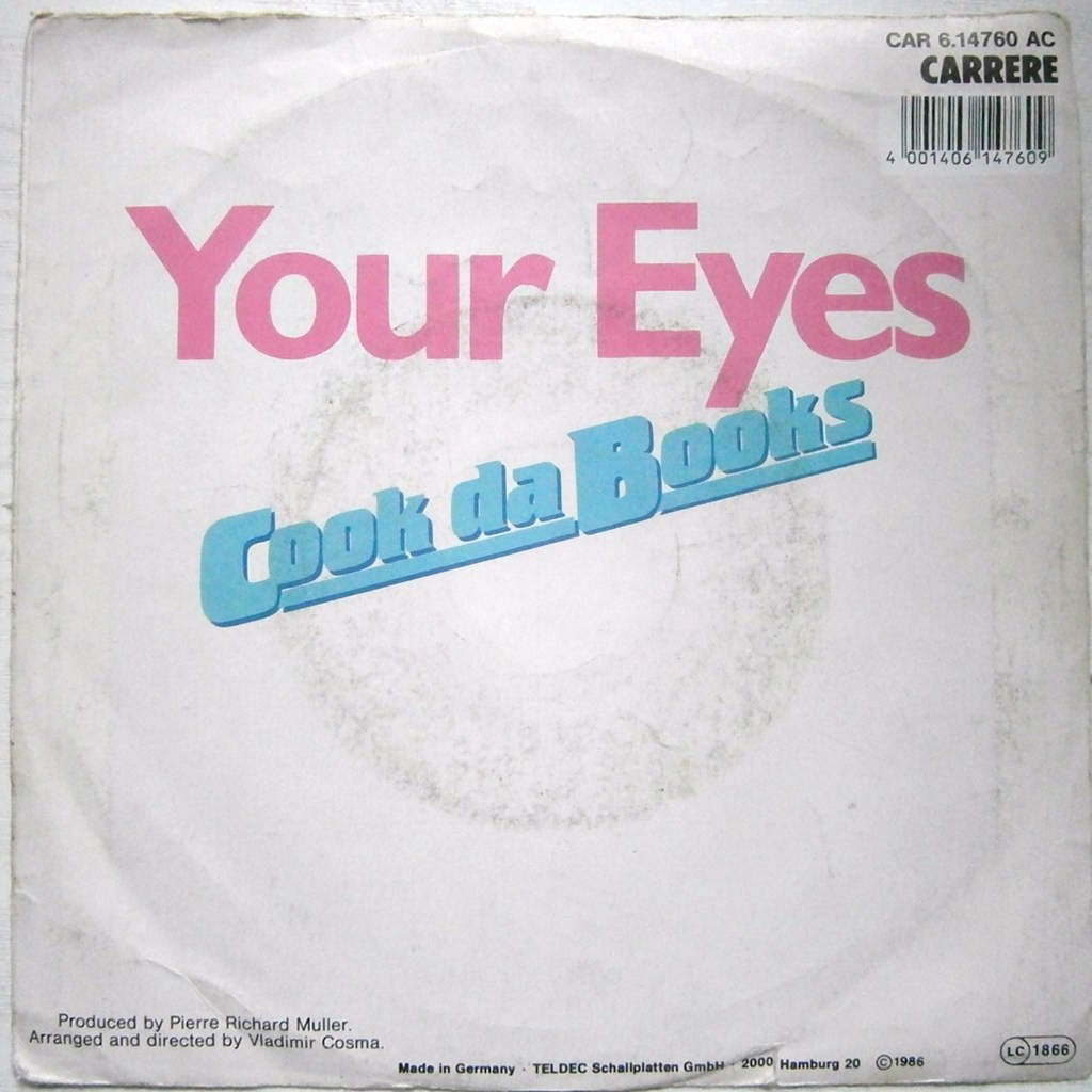 richard sanderson reality/your eyes