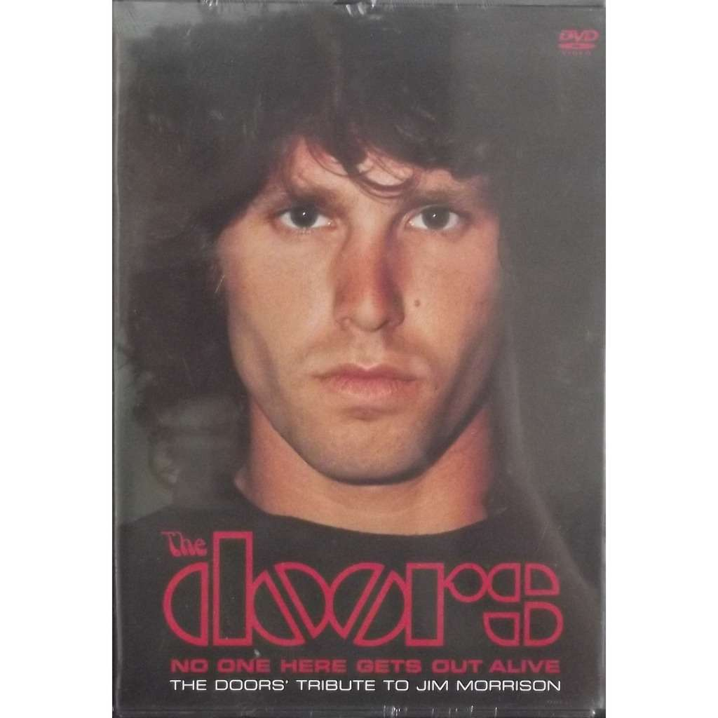 The doors no one here gets out alive  sc 1 st  CD and LP & No one here gets out alive by The Doors DVD with vinyl59 - Ref ...