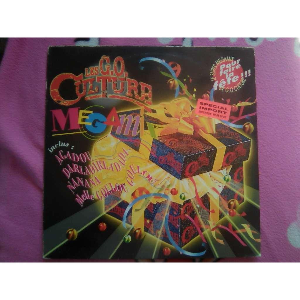 Les G.O. Culture - Megamix Le Megamix De La Fete.....Na Na Na (Ambiance Mix)