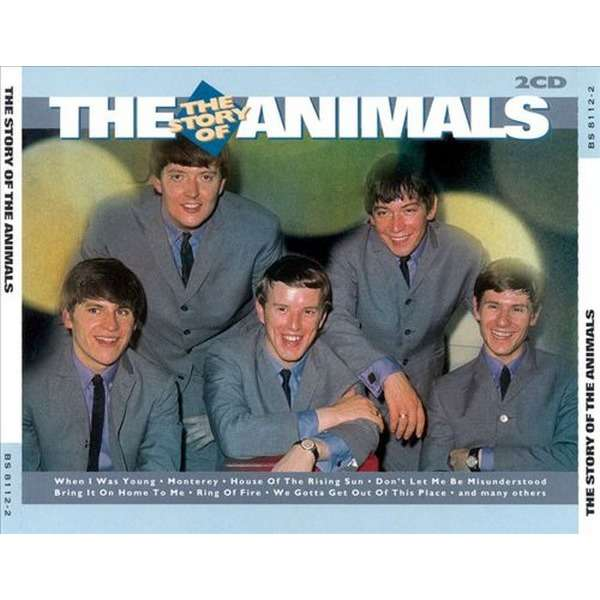 The Animals ‎ The Story Of The Animals