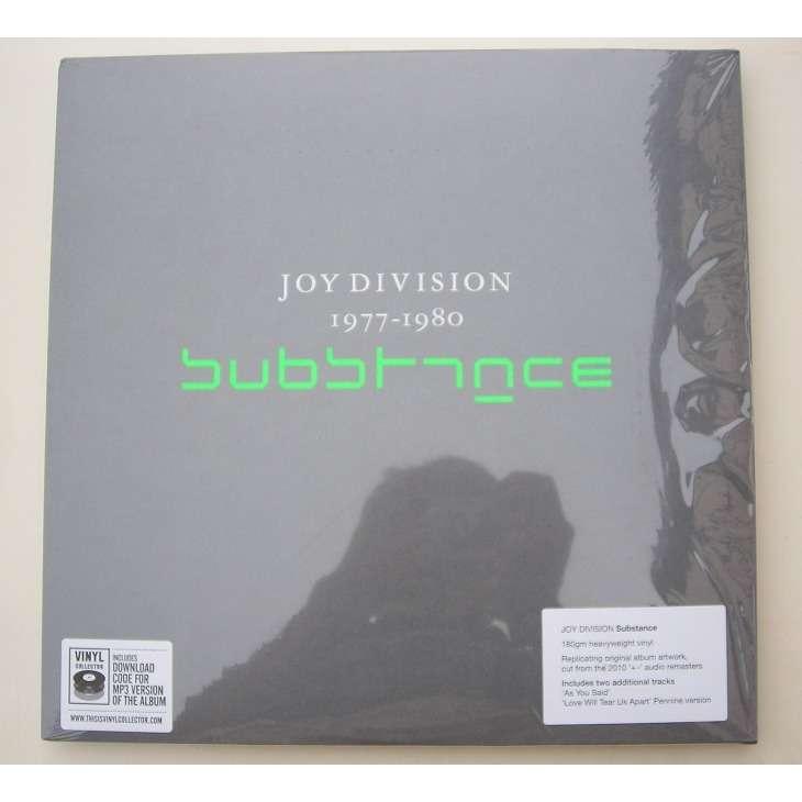 joy division substance