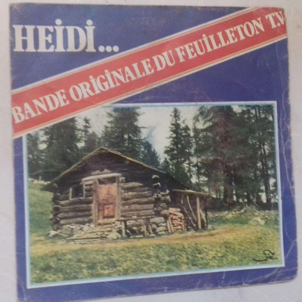 bande originale heidi
