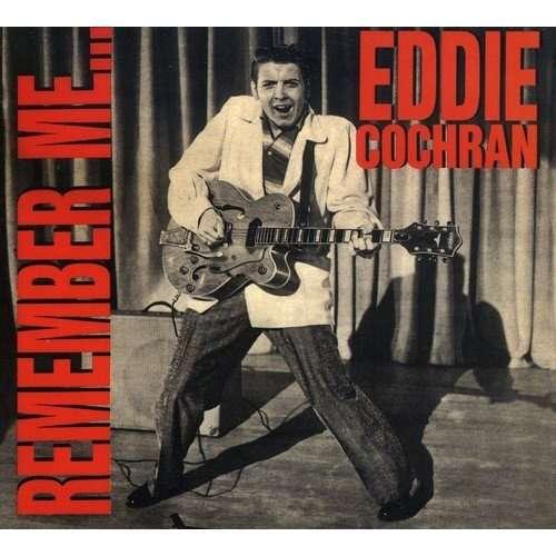 eddie cochran remember me ...