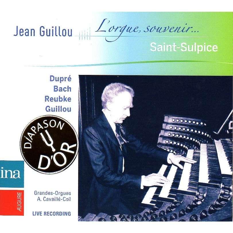 jean guillou Saint-Sulpice