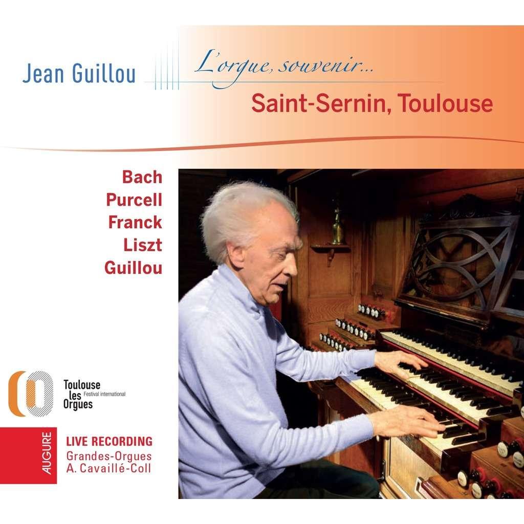 jean guillou à Saint-Sernin, Toulouse