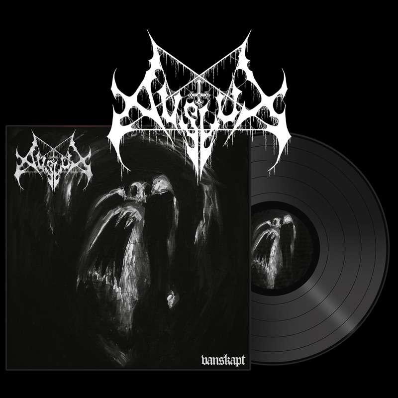 AVSLUT Vanskapt. Black Vinyl