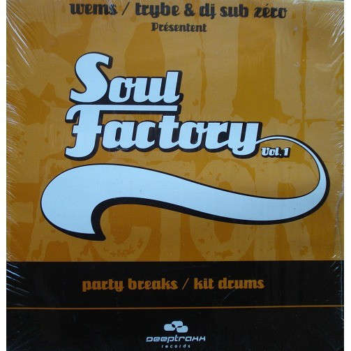 Wems & DJ Sub Zero Soul Factory Vol.1