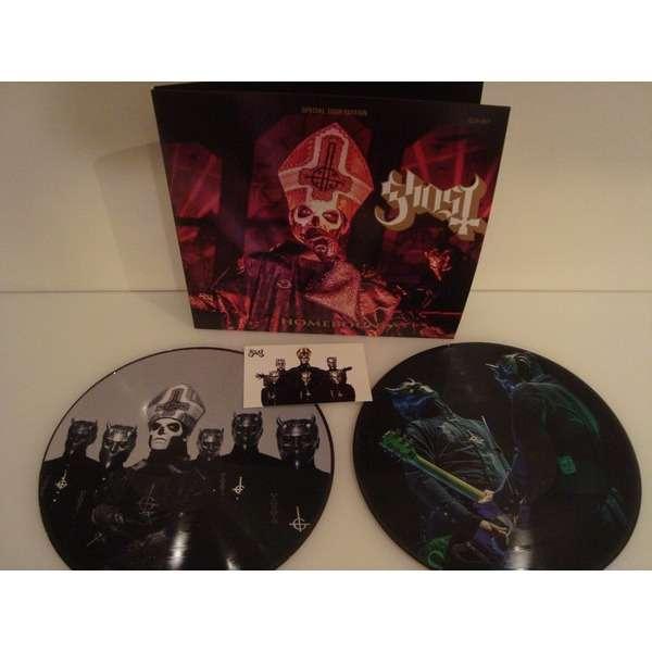 Ghost Homebound (2xlp) Ltd Edit Pict-Disc -E.U